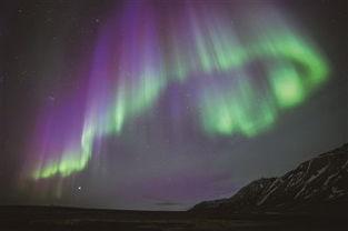 场,为全球一些高纬度地区带来一场近年来最盛大的极光