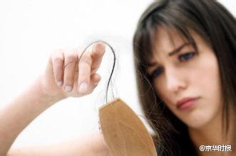 发容易导致慢性毛囊炎,增加脱发