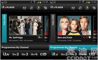 iTV播放器是英国独立电视台提供的点播服务.用户可以观看电视剧《...