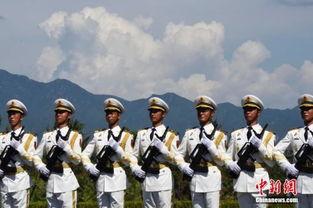 ...料图:探访北京阅兵训练基地,阅兵徒步方阵紧张训练.     摄 -1779...