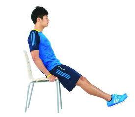 在家就能练出结实腹肌与背肌的方法