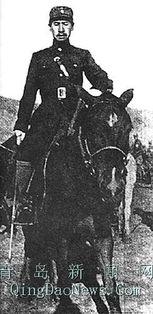 ...日第一枪的爱国将领马占山