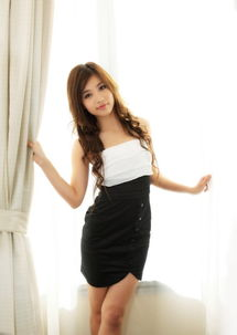 超短裙长腿mm 长发气质美女