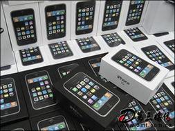 苹果手机 版图扩张 苹果3Giphone本月22日抢滩登陆 第三媒体手机 ...