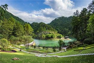 图说:青云湖国家级森林公园-贵州省都匀市