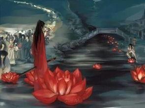 红尘陌上,江湖之中,你可曾寻觅过我 黄泉路上,奈何桥边,你可曾等...