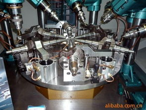 组合 机床机床 多工位组合 机床转盘式 专机 专用机