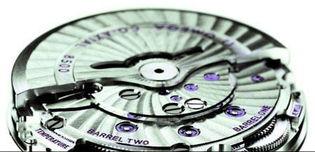 高级腕表鬼斧神工的手表工艺 奢华经典