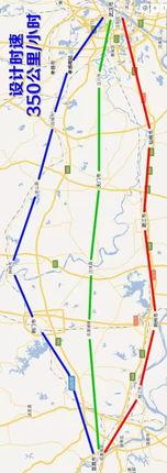CorelDRAW X4 绘制深圳地铁线路图