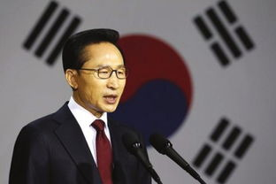 韩国现任总统李明博