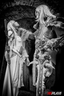 魔兽3 阿尔萨斯之恋