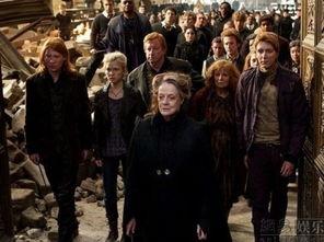 哈利·波特系列影片终结篇《哈利·波特与死亡圣器(下)》昨日在广...