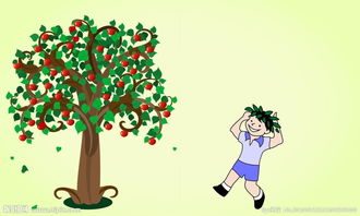 儿童故事绘本 爱心树图片