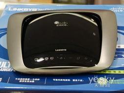 思科双频802.11n无线路由WRT320N-返校玩转顶级无线网络 明星11N...