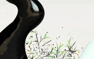 中国风立体黑白瓶浮雕装饰画背景墙图片设计素材 高清psd模板下载 ...