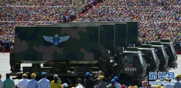 ...者  今年国庆阅兵中,雷达方队的名称里第一次加上了