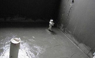 防水浆料施工工艺