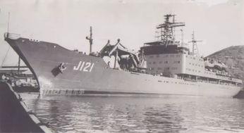 ...4年5月,工厂承修的J121船在执行我国首次南极科学考察任务时,...