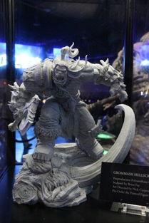 威武炫酷 魔兽世界联盟摩托勇士的践踏之刃开售