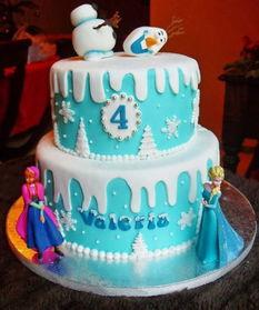 简单的生日蛋糕