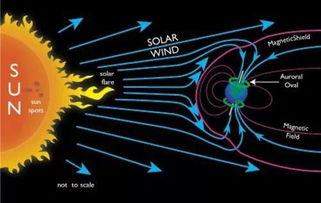 极光是在高纬度(北极和南极)的天空中,带电的高能粒子和高层大气...