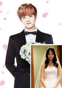 鹿晗和允儿结婚照片揭秘 鹿晗的女朋友是哪一类型