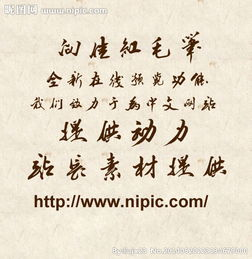 向佳红 书法字体图片