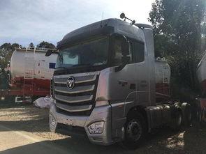 仅售49万元 欧曼EST车头搭通亚粉粒罐