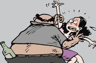 男子下药迷晕网友 想要实施强奸中途认了怂