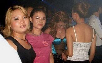 实拍越南疯狂夜生活 美女免费陪通宵