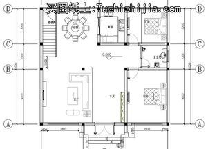 农村自建房120平方房子设计图