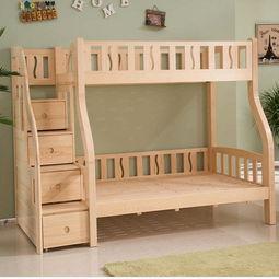 儿童上下床双层床如何选购