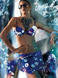 色彩引爆夏日激情 2007新款泳装抢鲜看