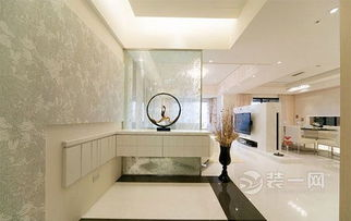 北京装修公司250平现代风格大户型装修效果图