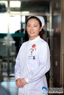 ...士王亚萍 胶东在线记者  /摄 -烟台女护士180秒生死急救患者 最美的是...
