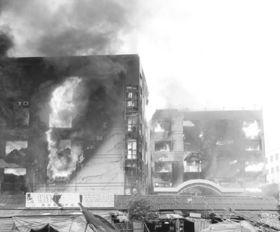 1.什么是火灾   着火失去控制而造... 2.预防措施   消防安全要记牢,引...