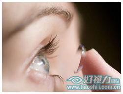 ...光最好不要佩戴隐形眼镜 -护眼 好视力眼贴护眼 护眼小贴士 好视力专...