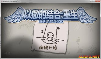 以撒的结合 重生 The Binding of Isaac Rebirth 游侠LMAO V1.0中文免安...