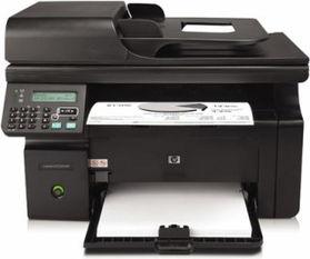 请教HP M1213nf MFP 一体机的驱动安装方法