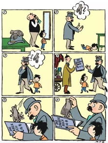 ...球的经典漫画 父与子 ,发行量超亿册,中英双语,故事风趣幽默,一...
