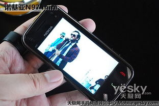 ...诺基亚N97 mini简要评测