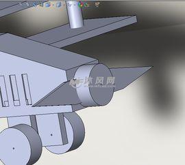 飞机玩具设计模型