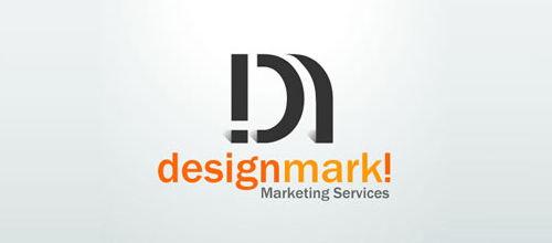 以标点符号为元素的logo设计 7