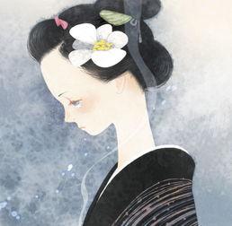 沙扬娜拉 赠日本女郎