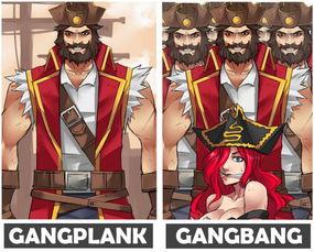...玩家结合美漫与电影绘制LOL角色酷炫造型