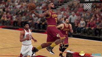 NBA2K17 足不出户便能驰骋NBA赛场
