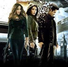 ...0月20日引进中国内地,四款海报上三大主角柯林·法瑞尔、凯特·...