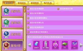 QQ炫舞皇冠贵族多少钱 QQ炫舞皇冠贵族开通方法