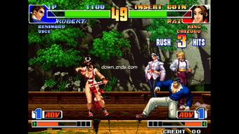 KOF拳皇98
