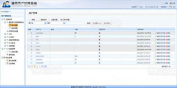 UPMS通用用户权限管理系统用户管理界面-UPMS通用用户权限系统优...